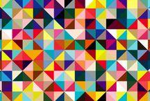pattern / by Rachel @ Rainbow Vintage Home