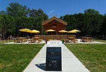 Stabbur Swedish Beer Garden at Al Johnson's