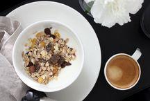 Breakfast & good morning