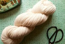 High Fibre Shop Hand-Dyed Yarns