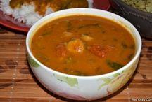 Kuzhambhu Variety- Rice side course