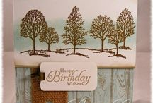 Stamp Sets - Lovely as a tree