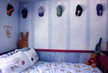 The Boys Bedrooms and spaces / by Christine Hughes