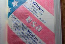 USA bible