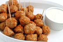 Weight watchers meat balls
