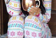 winter pijama