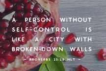 Proverbs -Religion Class