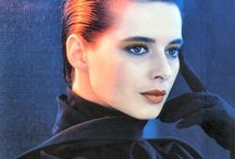 Isabella Rosellini / Fotografii cu momente din viata actritei