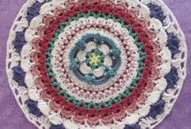 Mandala Inspiration / Inspiration for colours and designs for Mandalas