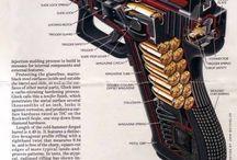 Firearms / by david lasalle