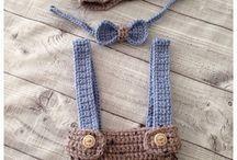 Вязание малышам