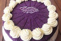 ube cake heart of mary