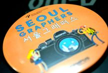 Seoul Graphers / Interesting Pictures Of Beautiful City Seoul Including Food, Fashion, Night Life, Architecture, Music ETC.