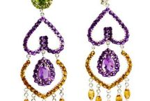 Fit for a Queen: Jewels / Elegant and beautiful Jewelry by Lauren B perfect for royalty