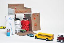Børneleg / Ideer til legetøj og lege