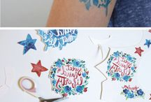 Tatuaje temporal