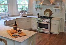 Kitchen Design Ideas / Кухня