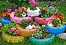 Boheemi puutarha