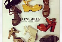LENA MILOS SpringSummer 2014 - luxury chic - campaign / some pic of our spring summer 2014 collection