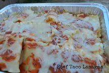 Freezer Meals / by Jessica Sferra-Lipply