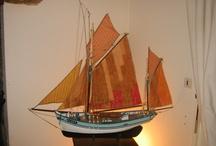Collection Bateaux / Maquettes de bateaux