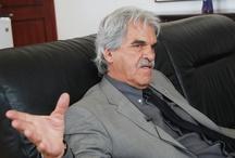 ENTREV. PRES. CCE RAUL PEREZ CON PRENSA LATINA (PEDRO RIOSECO)- 18-09-2012-FOTO I. MEJIA