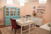My Dream Craft Room / by Jessica Taylor