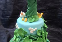 Jack and beanstalk party