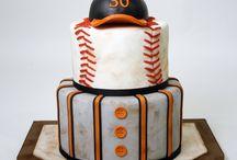 Gâteaux Baseball