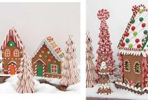 A Gingerbread Village / by Carolyn Choiniere