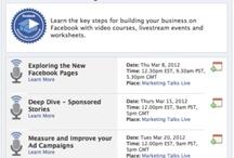 Facebook Marketing / by Georgina Taylor