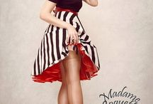 Rockabilly / A little bit of rock...a little bit of fashion...roll it all together and it totally rocks!