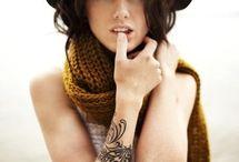 Tattoos.  / by Brittney Malone