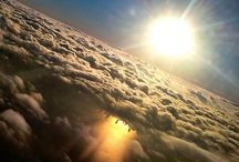 The world is a beautiful place, one that looks entirely different from above.