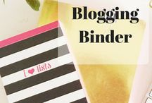 Blog Planners / Love LOVE planners.  Never have too many =)