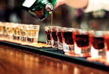 koktejli ajiné pití