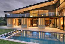 golf course home design