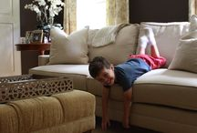 Kid Friendly Spaces / How to decorate a home without worrying about children