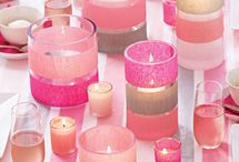 Party decor - Candles / by Svetlana Kuperman