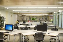 New Library at UC Blue Ash / Newly renovated Library is now open and looks fantastic! / by UC Blue Ash