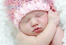 Baby beanie pattern