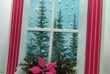 Window and Door Cards / by Kathy Welch