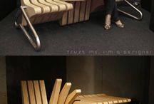 meubelkunst / meubelen