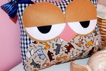 Sewing: Owl love you forever / Owl crafts, clothes, and designs of all kinds
