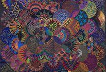 Quilts and Fiber Art!