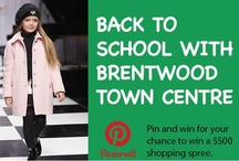 Back to School with Brentwood Town Centre