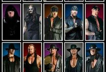 The Undertaker from the WWE