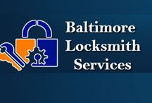 Baltimore Locksmith Services  / In need of any locksmith service? Call us and we'll get the job done right away!