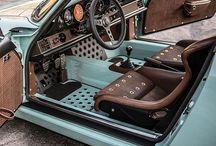 car interieur