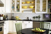 Black Counter Designs / by The Kitchen Source